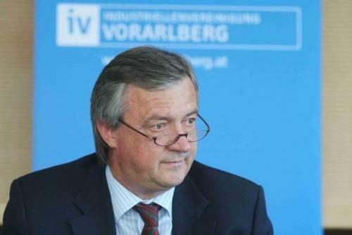 Sprach vielen Menschen aus der Seele: Hubert Bertschs Weckruf an die Politik sorgte in ganz Österreich für Schlagzeilen. Foto: VN/Hofmeister