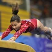 Elisa Hämmerle im Weltcup zwei Mal auf dem Podest