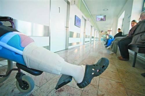 Um die Parkgebühren für Krankenhausbesucher ist ein Streit entbrannt. Foto: VN/hartinger