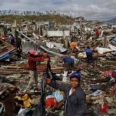 Taifun Haiyan: Der Wiederaufbau beginnt