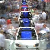 Autoindustrie weiter in der Krise