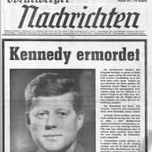 Kennedy hat mir das Fenster zur Welt geöffnet