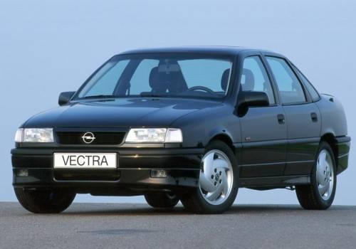 Vor 25 Jahren löste der Vectra den Opel Ascona ab. Foto: Werk