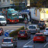 Feldkirch rückt dem Schleichverkehr zu Leibe