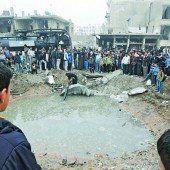 Syrische Friedensfronten vor Genf