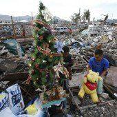 Nach Taifun Haiyan: Weihnachten in Tacloban