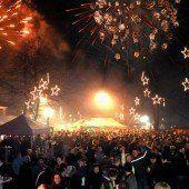 Die größten Silvesterfeiern im Land