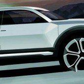 Audi Q1: Geplanter Einstieg der Ingolstädter ins subkompakte SUV-Segment.