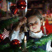 Die Österreicher feiern klassische Weihnachten