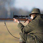 Jäger müssen ihre Waffen registrieren