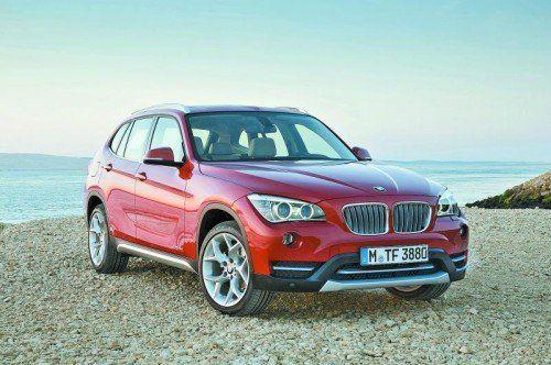 BMW X1: Bei Kauf bis inklusive 30. Dezember gibt's als Draufgabe ein Österreich-Paket mit unter anderem Klimaautomatik und Einparkhilfe.