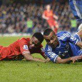 Chelsea gewinnt Verfolgerduell, Gunners weiter Tabellenführer