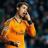 Ronaldo und Co. wollen heute vorlegen