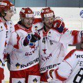 Servette und CSKA im Finale