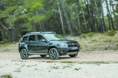 Dacia Duster: Der besonders preisgünstige Franko-Rumäne wurde vor Kurzem face- sowie technikgeliftet.
