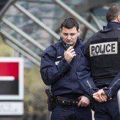 Zwei Menschen in Paris getötet