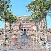 Arabische Pracht: Das Emirates Palace Hotel