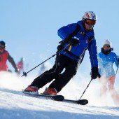 Skifahren trotz Prothese