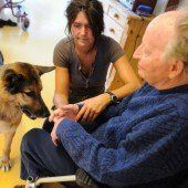 Spitalsbegleitung für demente Patienten