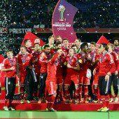 Bayern krönt Erfolgsjahr