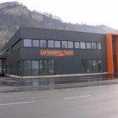 Urban Rock im neuen Firmengebäude