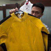 Rekorderlös für Bruce-Lee-Anzug