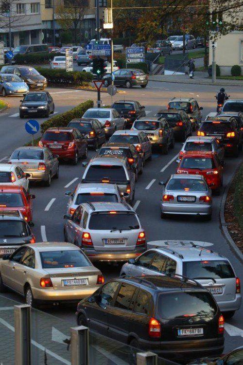 Stadttunnel soll Feldkirch vom Verkehr entlasten. Foto: VN