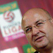 Hans Rinner bleibt Liga-Präsident