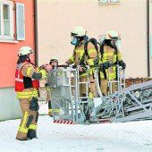 Brand forderte ein Todesopfer