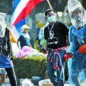 Erhöhtes Sicherheitsrisiko in Thailand