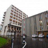 Die Spitalsstandorte proben den Aufstand