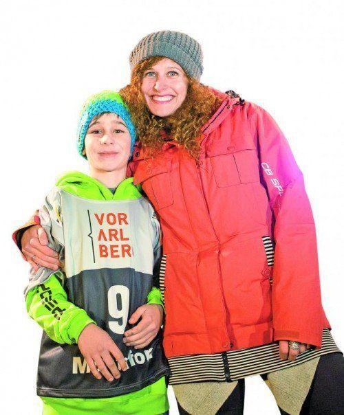 Die US-Amerikanerin Lindsey Jacobellis ist zurück im Snowboard-Cross-Weltcup.