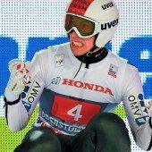 Jung-Adler Thomas Diethart Dritter bei Vierschanzentournee-Auftakt