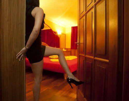 Rumäninnen arbeiteten in Feldkirch als Geheimprostituierte. Symbol: VN/Paulitsch