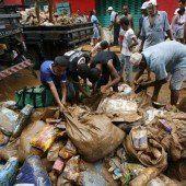 Brasilien: 50.000 nach Stürmen ohne Obdach