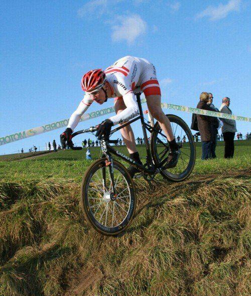 Elitefahrer Daniel Geismayr überzeugte in Niederösterreich.  privat