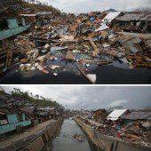 Tacloban auf dem Weg zurück zur Normalität
