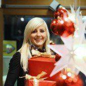 Weihnachten Handel zufrieden mit Geschäften /D1