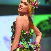 Mode mit Natur-Elementen