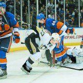 Crosby versenkte die Islanders