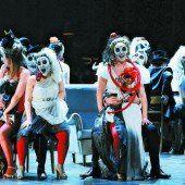 Nach La Traviata produziert das Landestheater nun Verdis Rigoletto