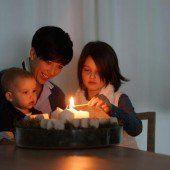 Zweiter Advent und Geburtstag in einem