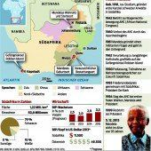 Im Gedenken rückt Südafrika zusammen