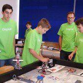 Wettkampf der Roboter