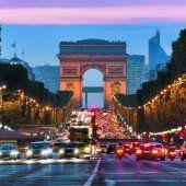 Vorweihnachtsstimmung in Paris