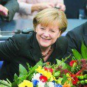 Großer Rückhalt für Angela Merkel