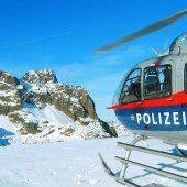Jugendlicher starb unter Lawine Drei Verschüttete im Skigebiet Lech /B1