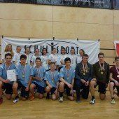 Volleyball-Schulmeisterschaften an das Sportgymnasium Dornbirn und die HTL Bregenz