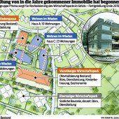 Wirtschaftspark Götzis wird zur Großbaustelle