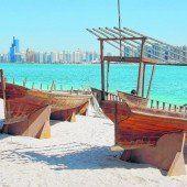 Sonnenverwöhntes Abu Dhabi